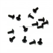 86069 2.6*6 Cap Head Self-tapping Screw 14pcs. HSP Himoto Wind Hobby Spare Parts