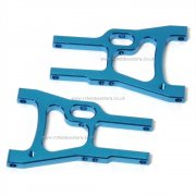 102019 Blue Aluminium Front Lower Suspension Arm (02161) 2 pcs.
