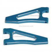 166018 Aluminium Front Upper Arm 2pcs. for HSP Pivot Ball Buggy.