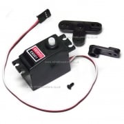 60094A E6001 Steering Servo 6Kg with Horns for HSP and Wind Hobby Models